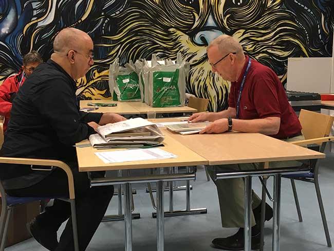 Filatelistická výstava FINLANDIA 2017