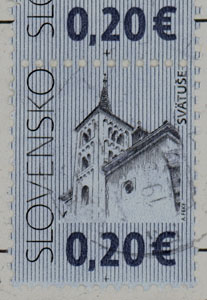 Po�tov� zn�mky Kult�rne dedi�stvo Slovenska