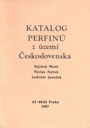 Katalog perfinù z území Èeskoslovenska