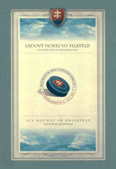 Book ¼adový hokej vo filatelii na poštových materiáloch (Ice-Hockey in Philately on Postal Materials)