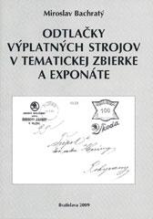 Príruèka Odtlaèky výplatných strojov v tematickej zbierke a exponáte