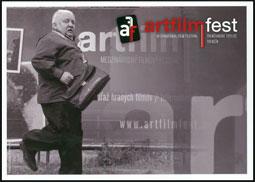 Celinová pohľadnica 23. ročník medzinárodného filmového festivalu ART FILM FEST