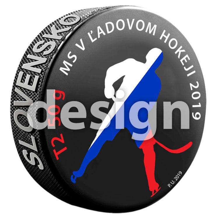 3fd42f18906aa Poštová známka Majstrovstvá sveta v ľadovom hokeji 2019 (Pôvodný výtvarný  návrh)
