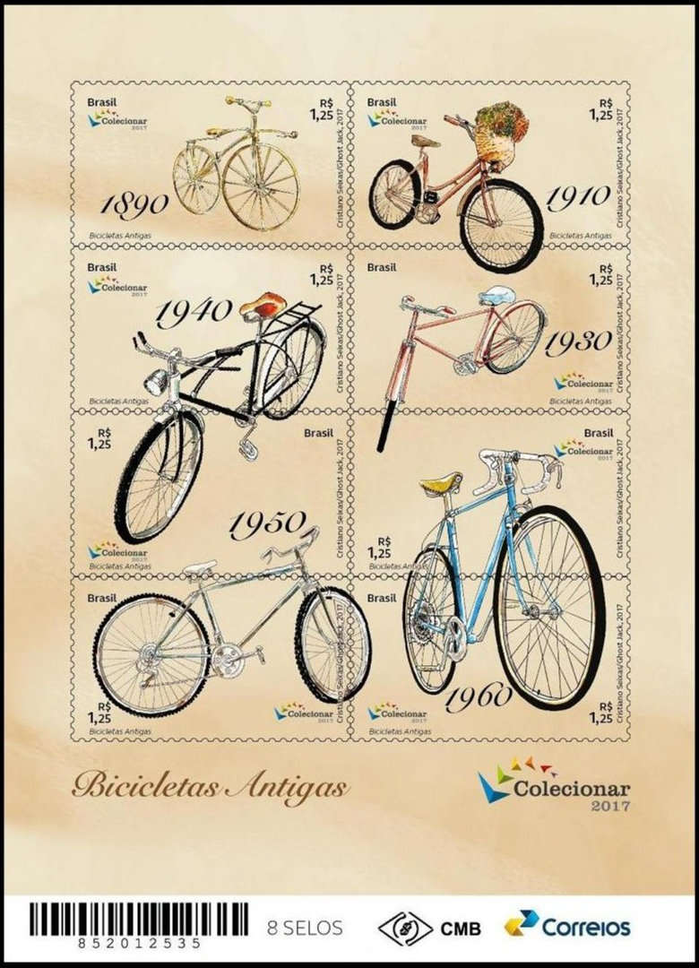Ancient Bicycles