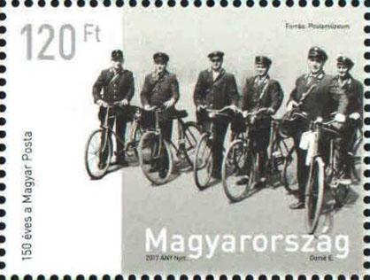 Postmen with Bicycles
