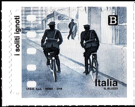 Policemen on Bicycles