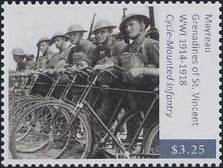 Cycle Mounted Infantry