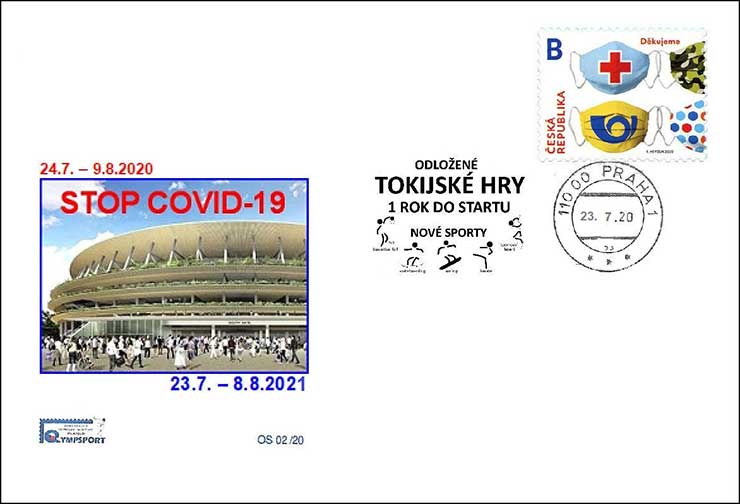 Tribute to First Line Warriors - Corona virus COVID-19 Pandemic and Philately