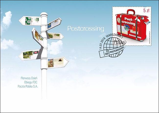 Projekt POSTCROSSING