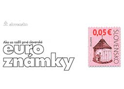 How the first Slovak euro stamps were born