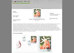 Discovering the beauty of Slovak postage stamps through the new mobile application PHILATELIST