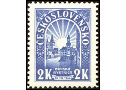 Banska Bystrica in postal services and philately II.