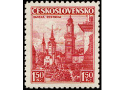 Banska Bystrica in postal services and philately I.