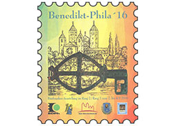 Nice success of M. Šajgalik at the philatelic exhibition Benedict-Phila`16 in Germany