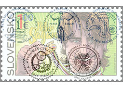 An unexpectedly rich cycling year in Slovak philately