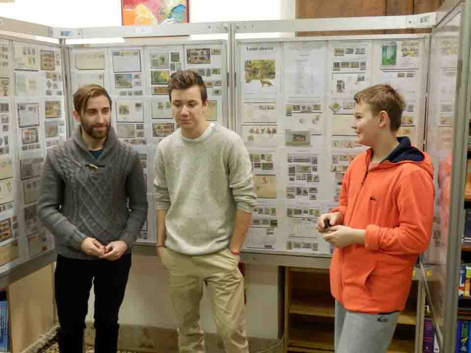Youth philately Successful year of Bratislava youngsters - a real interest in philately and stamp collecting