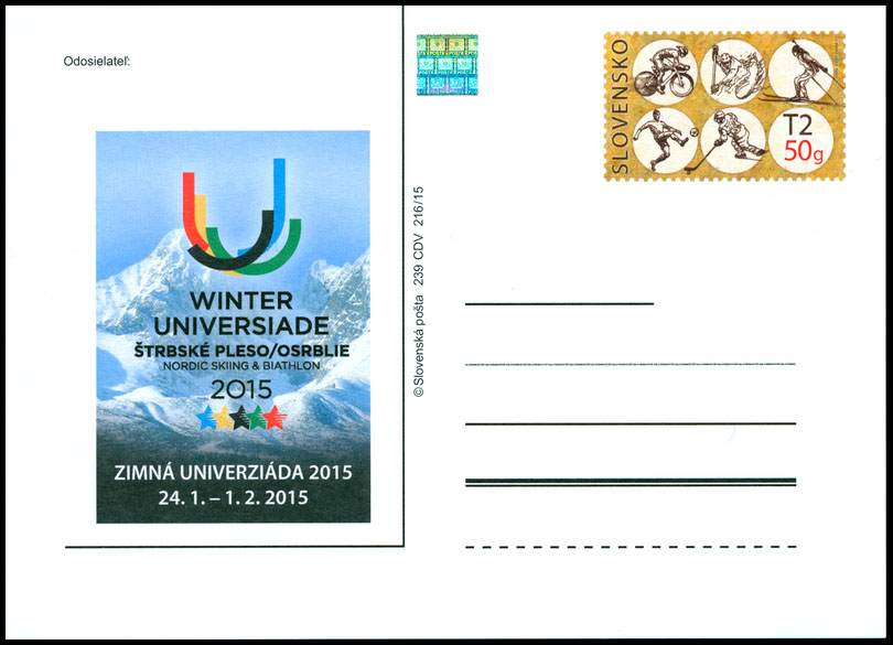 Winter Universiade 2015