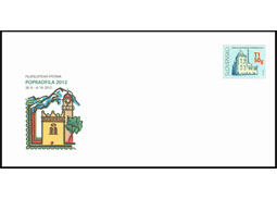 Philatelic exhibition POPRADFILA 2012