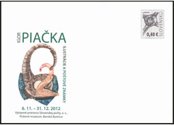 Exhibition by Igor Piaèka ILLUSTRATIONS AND POSTAGE STAMPS
