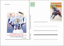 Striebro na MS vhokeji 2012 (Majstrovstvá sveta vľadovom hokeji 2011)
