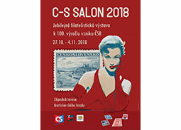 Jubilee Philatelic Exhibition C-S SALON 2018 in Bratislava - evaluation
