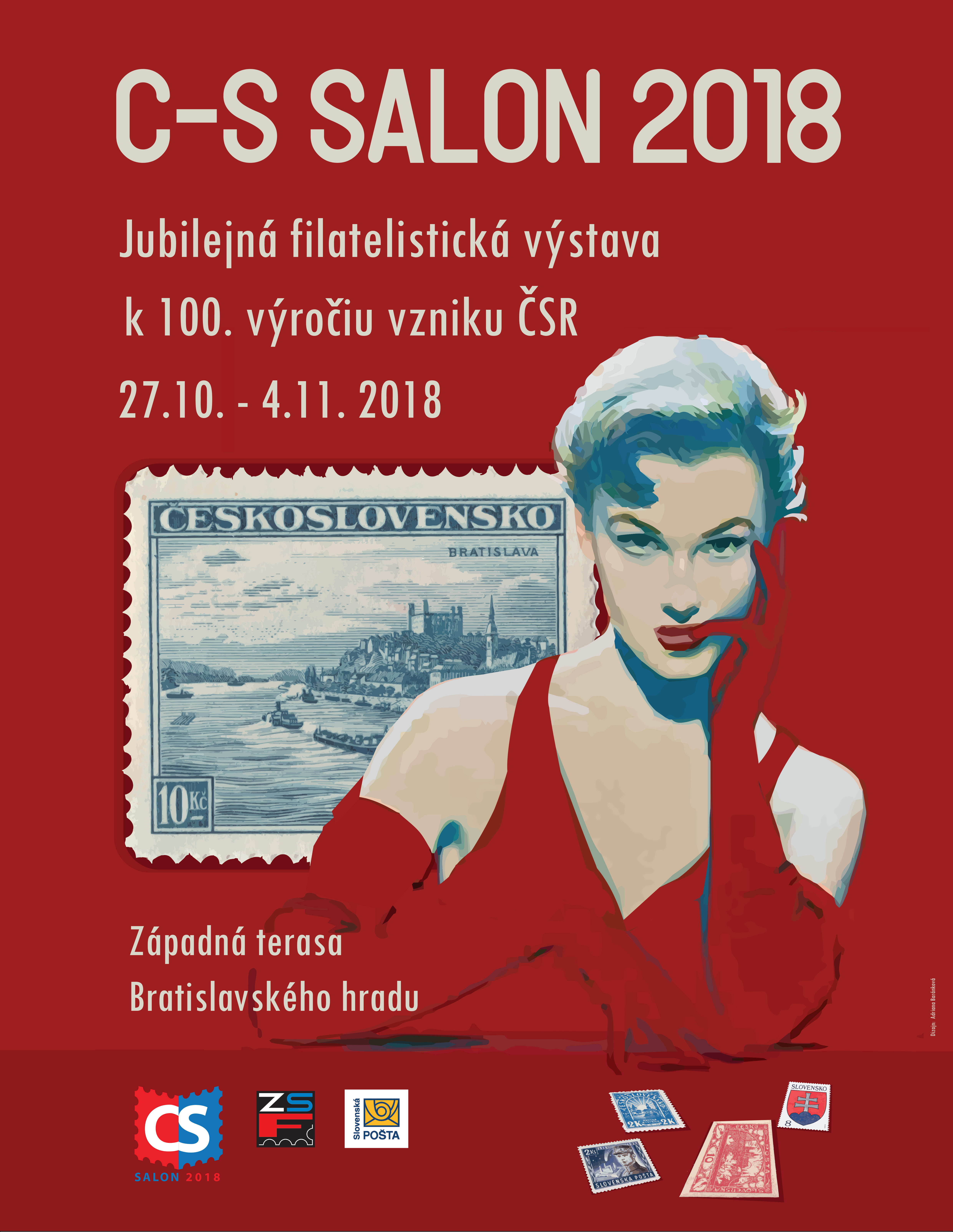 Exhibitions and exhibits Jubilee Philatelic Exhibition C-S SALON 2018 in Bratislava - evaluation
