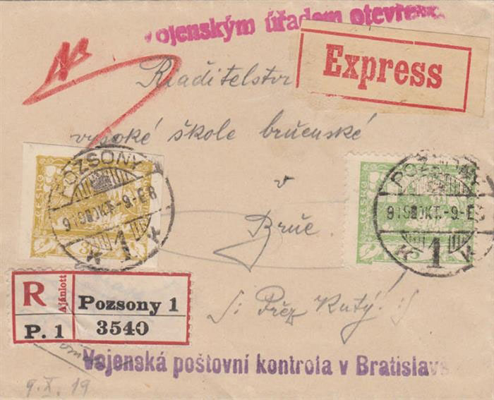 Overview of philatelic and postage stamp collecting messages and