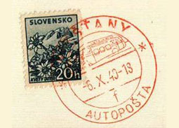 Commemorative postmarks with the horse races thema from the Czechoslovak territory (Part 3)