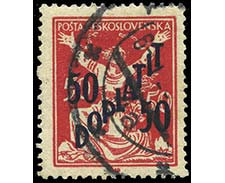 Unique, years-old lost Czechoslovak stamps appear at auction