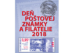 Day of postage stamp and philatelie 2018 in Bratislava