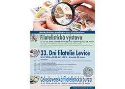 Extremely successful Slovak Philately Days 2016 in Levice