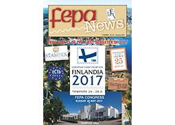 Nové číslo časopisu FEPA NEWS II Series No. 30 – January 2017