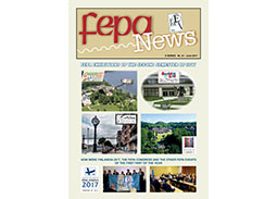 New issue of the journal FEPA NEWS II Series No. 31 – June 2017