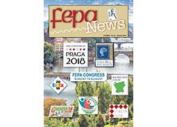 Nové číslo časopisu FEPA NEWS II Series No. 32 – January 2018
