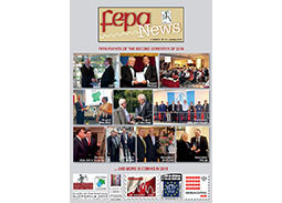Nové èíslo èasopisu FEPA NEWS II Series No. 34 – January 2019