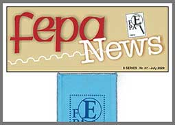 New issue of the journal FEPA NEWS II Series No. 37 - July 2020