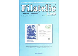 New issue of the journal FILATELIE 2016/1