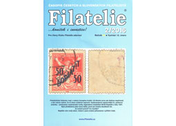 New issue of the journal FILATELIE 2016/2