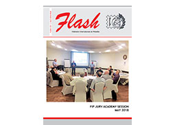 New issue of the journal FIP Flash 125 – July 2018