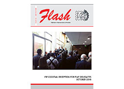New issue of the journal FIP Flash 126 – November 2018