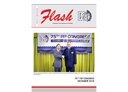 Nov� ��slo �asopisu FIP Flash 127 � MAR 2019