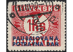 Can we use a magnifying glass? Warning of the PAUŠALOVANÁ POTRAVNÁ DAÒ overprint forgery