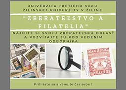 Philately and collecting at the University of the Third Age