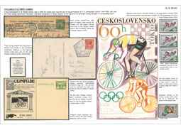 Current trends in thematic philately - Development and generations of thematic exhibits