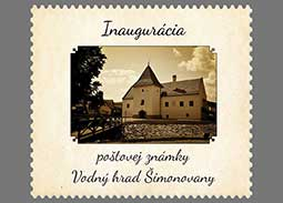 Tribute to the manor house in Partizánske: They immortalized it on the original postage stamp