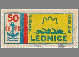 I am looking for stamps from the ship ms LEDNICE