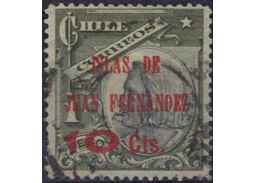 Postage stamp territories - Fragments from Chile