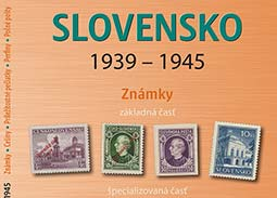The offer of a new specialized catalog SLOVAKIA 1939 - 1945