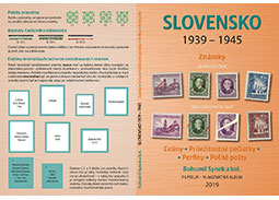 New specialized catalog SLOVAKIA 1939 - 1945! Is there a reason why we should have it?