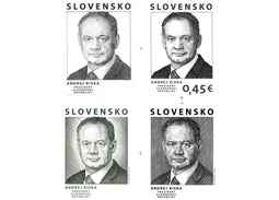 Kiska on stamps and of gold: once excellent, other times foiled